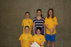 Mädchenriege-Indiaca-Turnier 2013